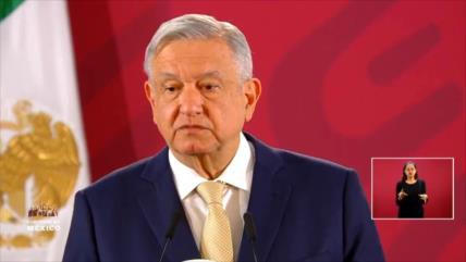 López Obrador reitera el rechazo a intervención de EEUU en México