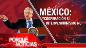 El Porqué de las Noticias: Intervención de EEUU en México. Renuncia el premier iraquí. Cambio climático