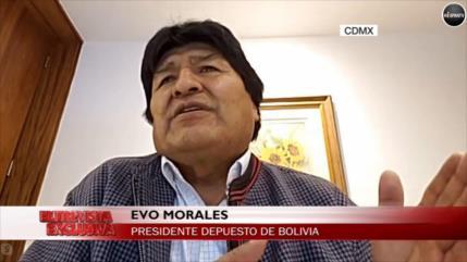 Entrevista exclusiva de Evo Morales a HispanTV (texto completo)