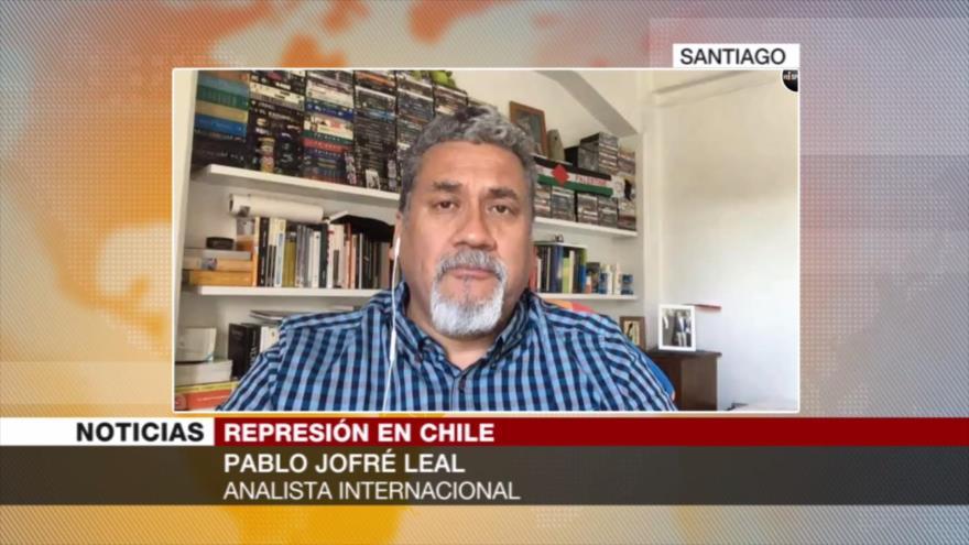 Jofré Leal: Piñera sindica a manifestantes de enemigo poderoso
