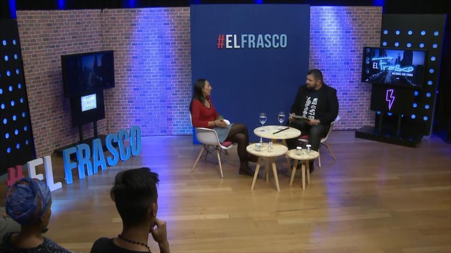El Frasco, medios sin cura: Venas abiertas, represión impune