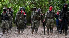 Ataque atribuido a ELN en Colombia deja seis policías heridos