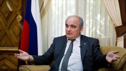 'Rusia no necesita aval de EEUU para lazos que mantiene con Irán'