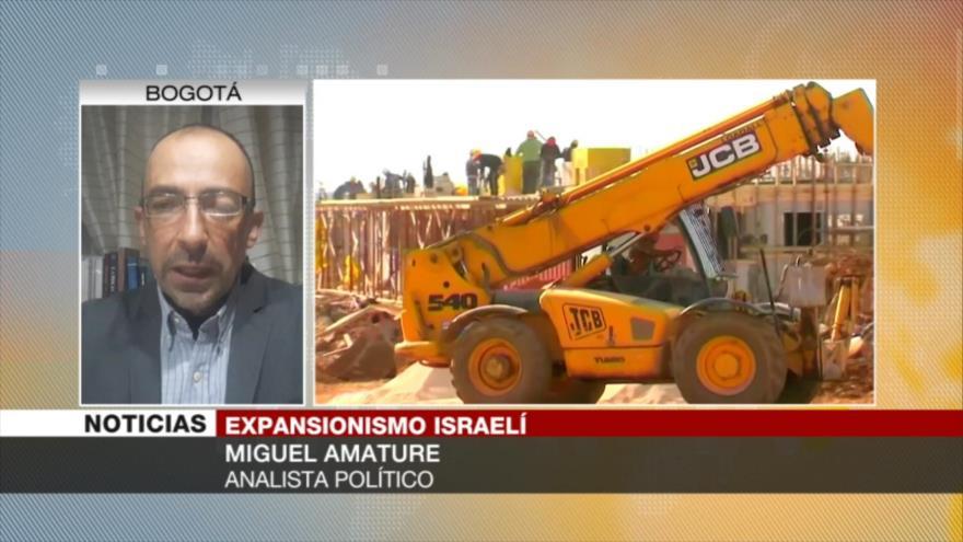 Amature: Lobby sionista evangélico rige en EEUU contra Palestina