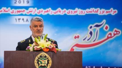Irán alerta de la existencia de ataques terroristas en el mar Rojo