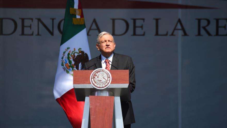 López Obrador repite que no aceptará intervencionismo de EEUU