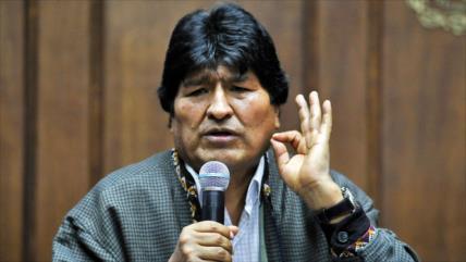 Evo Morales: Si sirvo más encarcelado, regreso a Bolivia