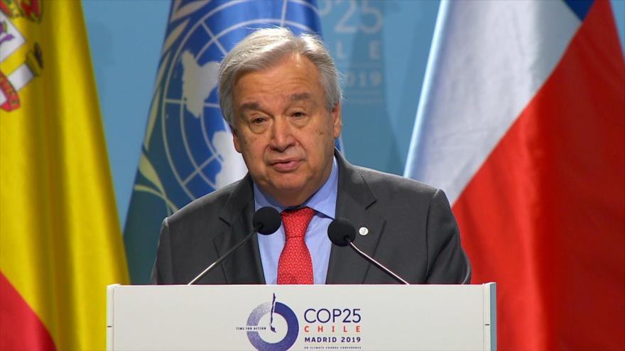 Urgen medidas para actuar por el clima en la COP25 de Madrid