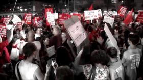 Dentro de Israel: Hostigamiento a la Izquierda