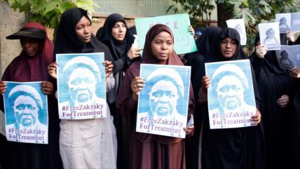 """Partidarios de Al-Zakzaky denuncian su """"ilegal detención continua"""""""