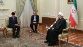 Irán insiste en cooperaciones regionales para preservar la paz