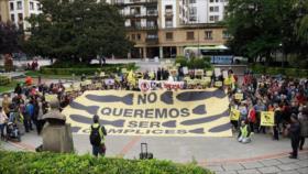 ONG piden pesquisa a España por irregularidad en su venta de armas