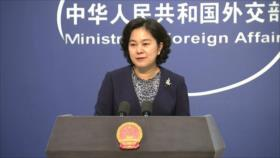 China considera a EEUU como un adicto a romper acuerdos