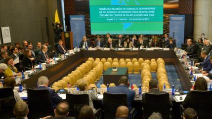 Países del TIAR anuncian sanciones contra funcionarios de Maduro