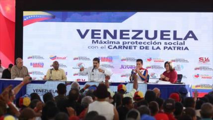"""Maduro tacha de """"fracasada"""" reunión del TIAR sobre Venezuela"""