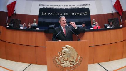 'Designar terroristas a cárteles debilita cooperación México-EEUU'