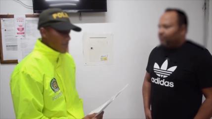 Capturan en Colombia el narco más buscado de República Dominicana