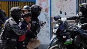 Informe: golpistas cometen crímenes de lesa humanidad en Bolivia