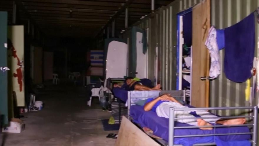 Australia restringe transferencia médica de refugiados en Pacífico