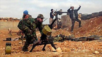 Vídeo: Siria ataca a los terroristas y retoma 3 ciudades en Idlib