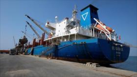Riad retiene 13 buques de ayuda humanitaria de la ONU a yemeníes