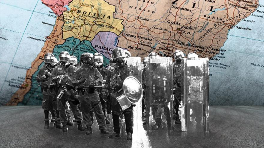 Vídeo: ¿Cómo los militares vuelven con mano dura en Latinoamérica?