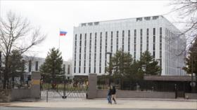 Rusia arremete contra EEUU por negar visados a sus funcionarios