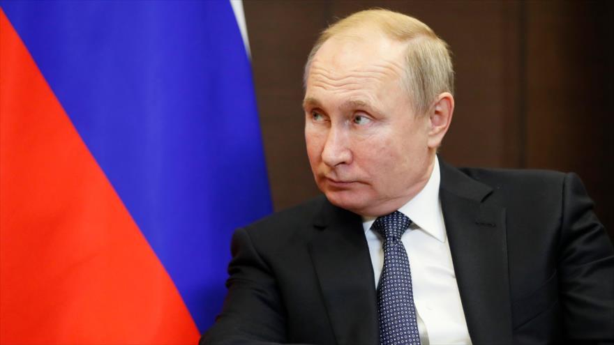 Vladimir Putin se ha convertido en el mayor símbolo de Rusia | HISPANTV