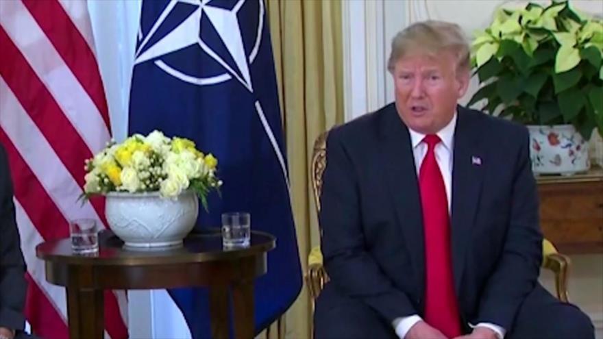 Trump declara que pretende saquear el crudo de Siria | HISPANTV