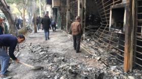 Irán censura arbitrariedad de la ONU sobre últimos disturbios