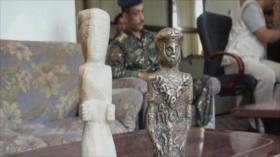 Revelan que EAU roba antigüedades de Yemen para venderlas a EEUU