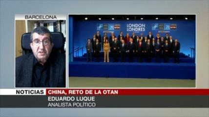 """Luque: La salida de Francia de OTAN es un poco de """"teatro político"""""""