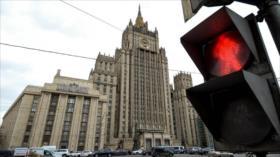 Rusia promete responder expulsión de sus diplomáticos de Alemania
