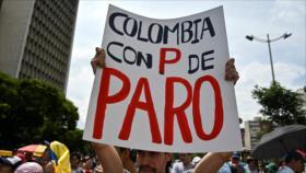 Colombia vive su tercer paro nacional contra Gobierno de Duque
