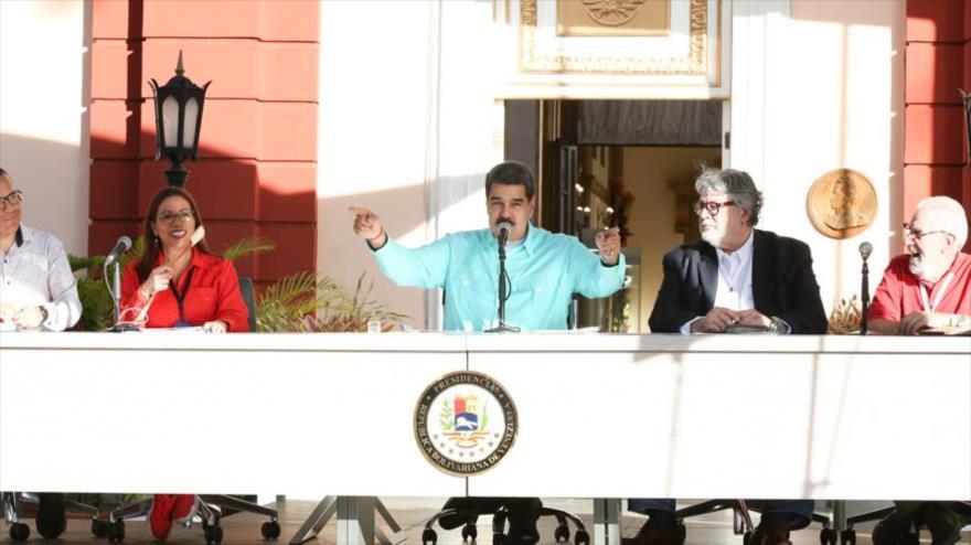 Maduro condena silencio de ONU ante masacres en países latinos