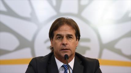 Lacalle prevé subir tarifas de servicios públicos en Uruguay