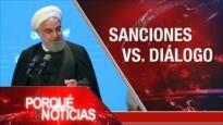 El Porqué de las Noticias: Disposición para dialogar con Irán. Cumbre de OTAN. Paros en Colombia