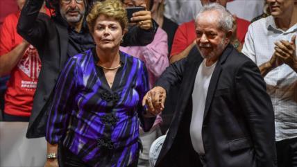 Corte absuelve a Lula y Rousseff de supuesta financiación ilegal