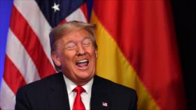 """Salud mental de Trump se empeora peligrosamente por impeachment"""