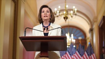 Congreso de EEUU presentará cargos formales para destituir a Trump