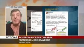 Saavedra: Trump, detrás del cambio de postura de Europa hacia Irán