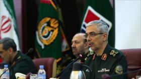 Alto comandante: Irán ha logrado autosuficiencia para defenderse