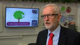Corbyn rechaza acusación antisemita de comunidad judía británica