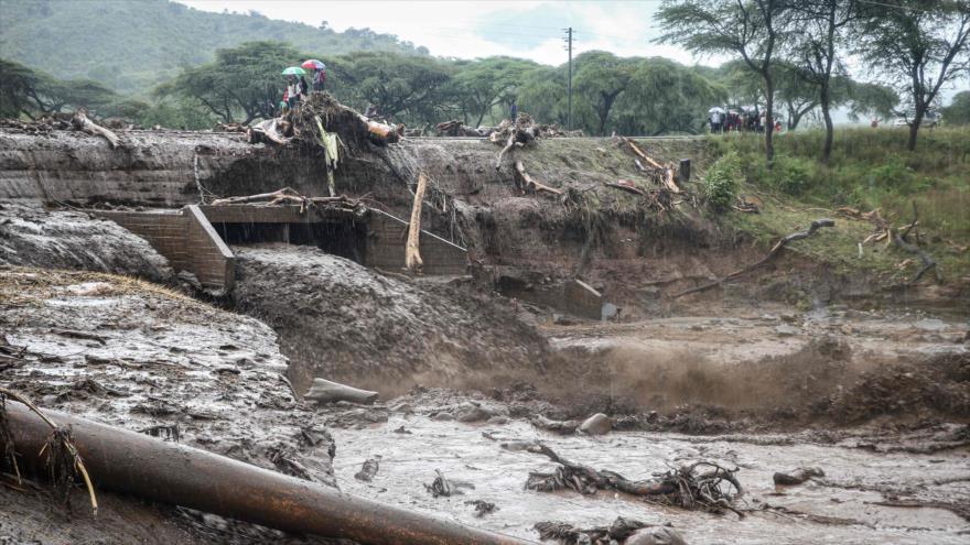 Inundaciones dejan 265 muertos en África del Este en dos meses | HISPANTV