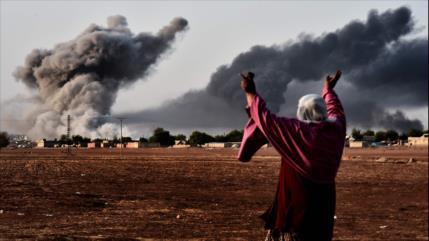 Coalición de EEUU admite matanza de 1347 civiles en Siria e Irak