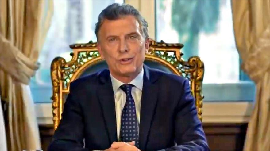 """Macri no está """"satisfecho"""" con crecimiento económico en Argentina"""