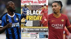 Portal de diario italiano sobre 'viernes negro' genera polémica