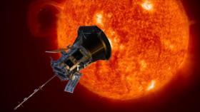 Sonda de la NASA envía sorprendentes datos al adentrarse en el Sol
