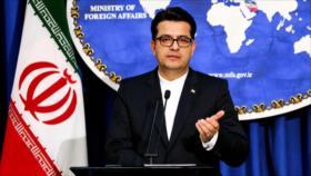 Irán denuncia injerencia de EEUU en asuntos internos de China