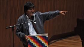 """""""Derecha boliviana no permite participación popular en comicios"""""""